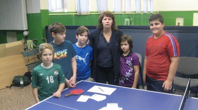 PingPong Ház Gyerekverseny